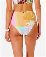 Twin Fin Hi Waist Good Bikini Pant