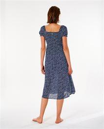 Drifter Dot Midi Dress