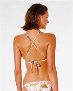 Sunset Drift X Back Triangle Bikini Top