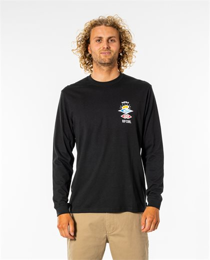 Search Essential Long Sleeve Tee