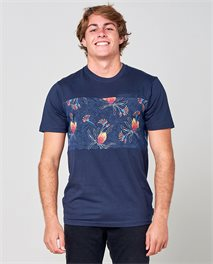 T-shirt manches courtes Salt Water Culture Cut & Sew