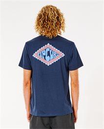 Camiseta Salt Water Culture Rubber Soul