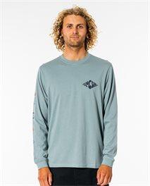 T-shirt manches longues Salt Water Culture Motif