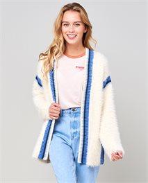 Sea View Soft Cardigan