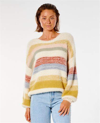 Sunset Waves Sweater