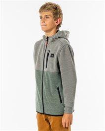 Anti Series Departed Zip Hood Fleece Boy
