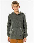 Suéter con capucha Crescent para niño
