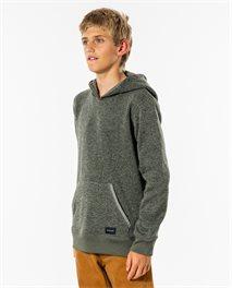 Crescent Hood Sweater Boy