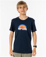 T-shirt Surf Revival Decal para rapaz