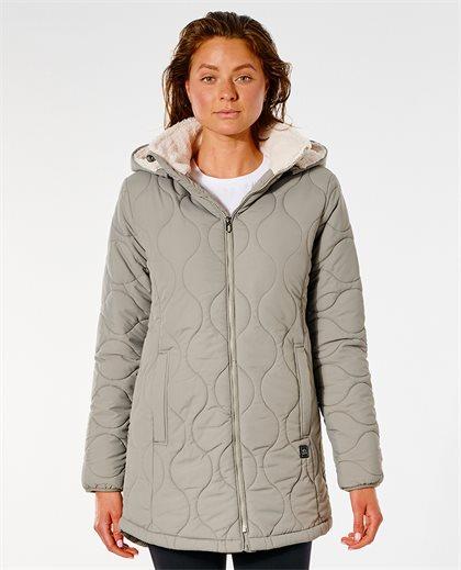 Anti Series Anoeta Longline Jacket