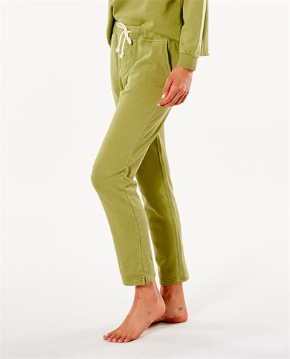 Organic Fleece Track Pant