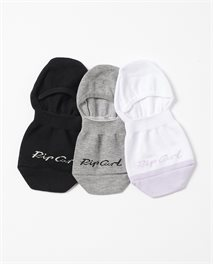 Invisible 3 Pack Socks