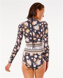 G Bomb Long Sleeve Back Zip UV Surfsuit