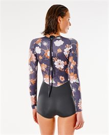 Gbomb Long Sleeve Boyleg Spring Suit