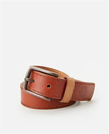 Texas Leather Belt