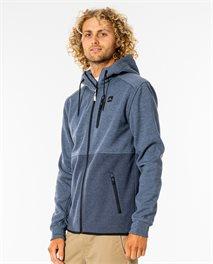 Anti Series Departed Zip Fleece