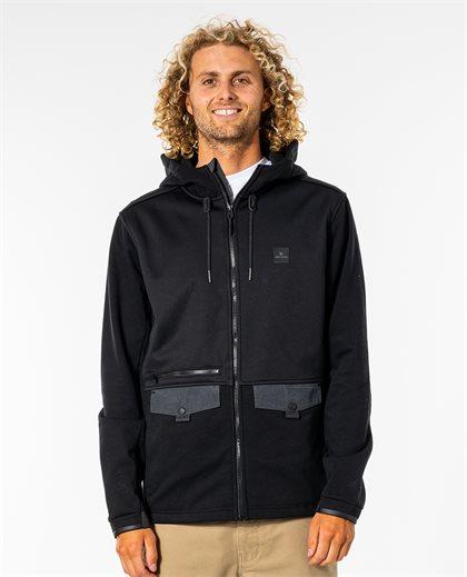 Anti Series Heatseeker Zip Fleece