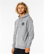 Wetsuit Icon Zip Hood Fleece