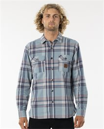 Camisa de franela de manga larga Searchers