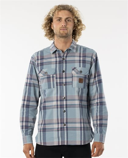 Searchers Long Sleeve Flannel Shirt