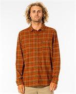 Salt Water Culture Long Sleeve Flannel Shirt