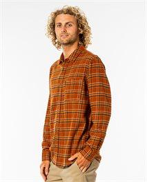 Camisa de franela de manga larga Salt Water Culture
