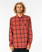 Checked Out Long Sleeve Flannel Shirt