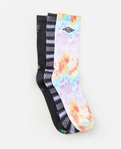 Art Crew 3 Pack Sock