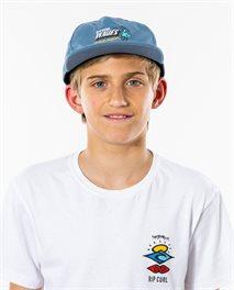 Chapéu Snapback Surf School para rapaz