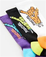 Icons 3 Pack Sock Boy
