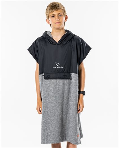 Anti-Series Hood Towel Boy