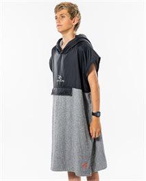 Toalha com capuz Anti-Series para rapaz