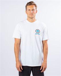 T-shirt à manches courtes Trestles Sun Burst