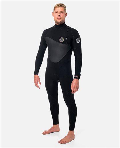 Flashbomb Heat Seeker 4/3 Zip Free Wetsuit