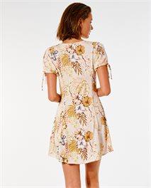 Paradise Calling Short Sleeve Dress