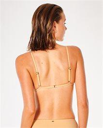 Parte de arriba de bikini Premium Surf Banded Fixed Triangle